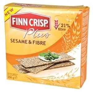 Bilde av Finn Crisp Pluss Sesam & Fiber.