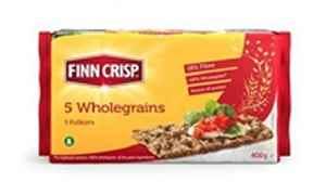 Prøv også Finn Crisp Fullkorn.