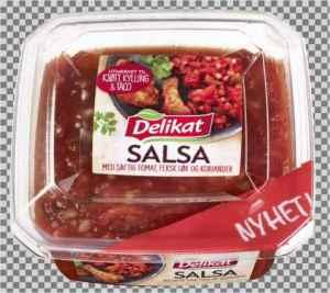 Prøv også Delikat salsa.