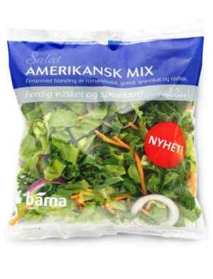 Prøv også Bama amerikansk mix.