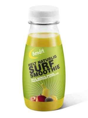 Prøv også Bendit Surf smoothie.