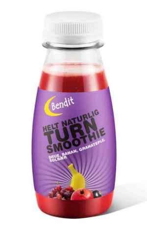 Prøv også Bendit Turn smoothie.
