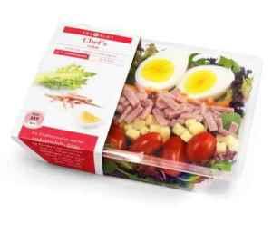 Prøv også Bama VelValgt chef-salat.