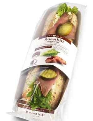 Prøv også Bama VelValgt baguette med roastbiff og potetsalat.