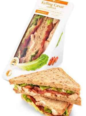 Prøv også Bama VelValgt sandwich cæsar.