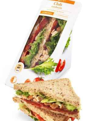 Prøv også Bama VelValgt sandwich club.