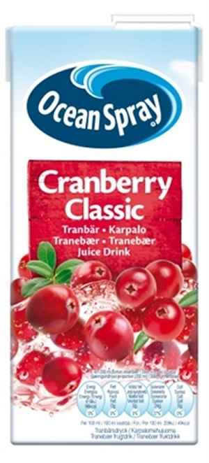 Bilde av Ocean Spray Cranberry Classic.