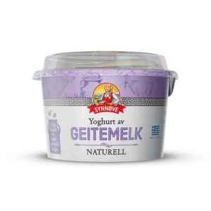 Prøv også Synnøve gresk yoghurt geit.