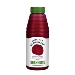Prøv også Bramhults nypresset rødbetjuice.