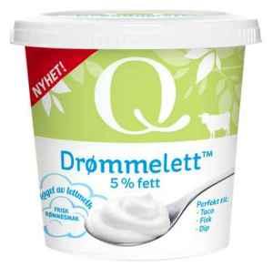 Prøv også Q drømmelett.