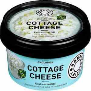 Prøv også Rørosmeieriet Cottage Cheese.