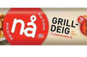 Prøv også Tine Nå grilldeig.