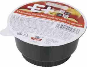 Prøv også Tine E+ kremet måltid fersken/aprikos.