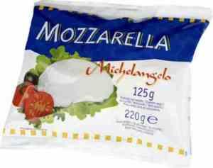 Prøv også Michelangelo Mozzarella.