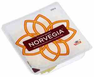 Prøv også Tine Norvegia fyldig i skiver.
