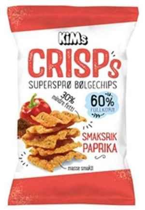 Prøv også Kims crisp smaksrik paprika.
