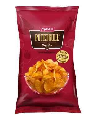 Prøv også Maarud Potetgull® Paprika.