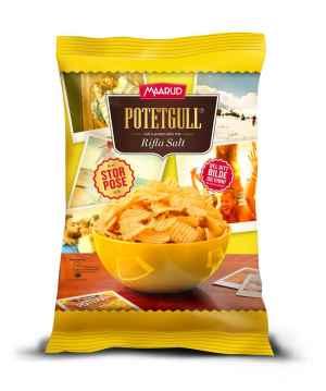 Prøv også Maarud Potetgull® Rifla salt.