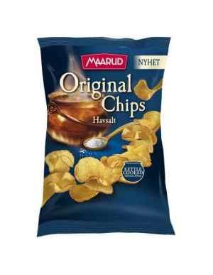 Prøv også Maarud original chips havsalt.