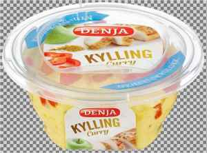 Prøv også Denja kylling curry salat.
