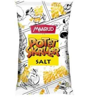 Prøv også Maarud potetskruer salt.