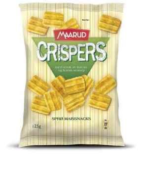 Prøv også Maarud crispers.