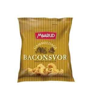Prøv også Maarud baconsvor.