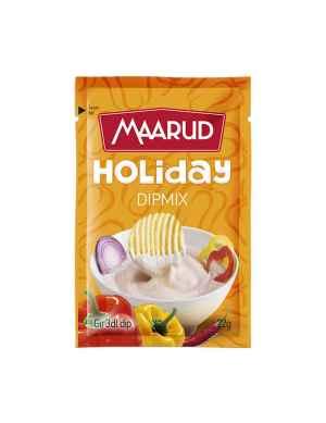 Prøv også Maarud dipmix holiday.