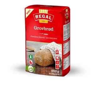 Prøv også Regal Grovbrød.