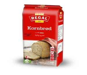 Prøv også Regal Kornbrød.