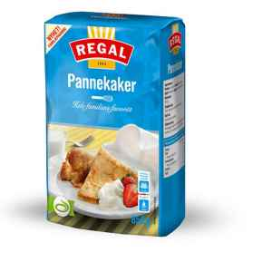 Prøv også Regal pannekaker.