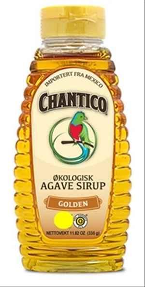 Prøv også Chantico Agave Sirup.