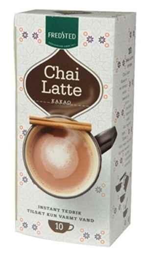 Prøv også Fredsted Chai Latte Kakao.