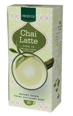 Prøv også Fredsted Chai Latte Grønn te.