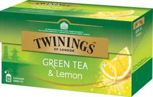 Prøv også Twinings Grønn Te sitron.