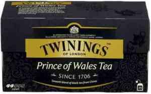 Prøv også Twinings Prince of Wales.