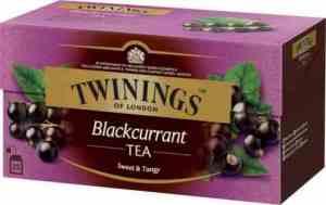 Prøv også Twinings Solbær te.