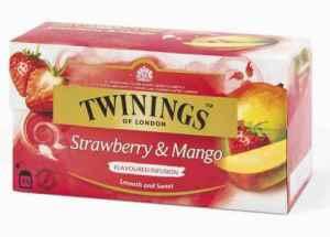 Prøv også Twinings Jordbær & Mango Te.