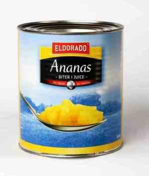 Prøv også Eldorado Ananasbiter 3 ltr.