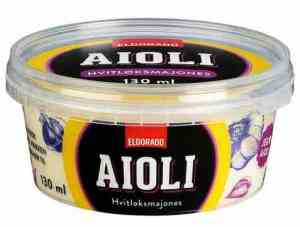 Prøv også Eldorado Aioli.