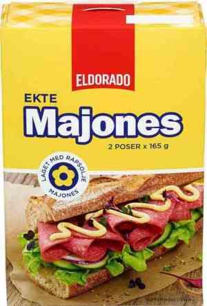 Prøv også Eldorado ekte majones.