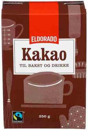 Prøv også Eldorado kakao.