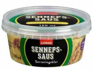 Prøv også Eldorado Sennepssaus.
