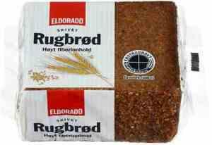 Prøv også Eldorado rugbrød skivet.