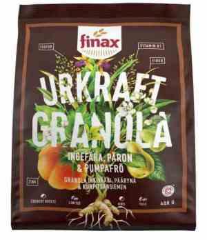 Prøv også Finax glutenfri lantbrödmix.