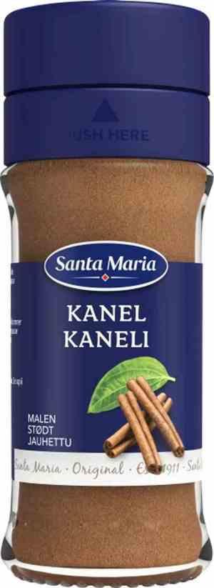 Prøv også Santa Maria kanel malt.