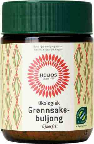 Prøv også Helios grønnsaksbuljong.