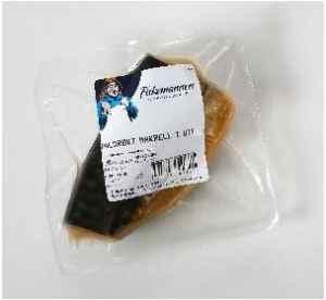 Prøv også Fiskemannen makrell i bit kaldrøkt.