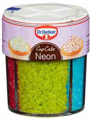 Prøv også DrOetker Neon mix.