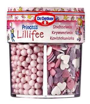 Prøv også DrOetker Prinsesse Lillifee Strøssel Soft.